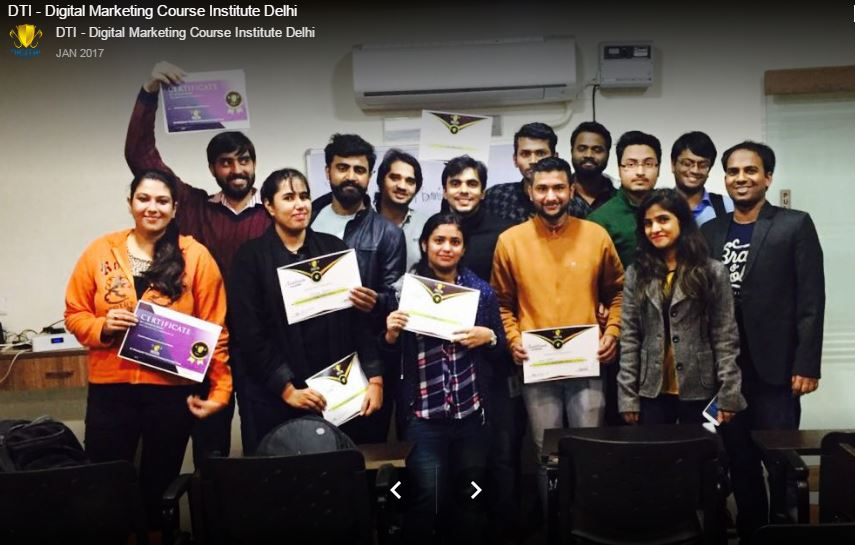 digital marketing course institute in delhi