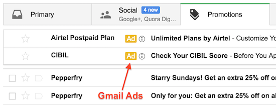 gmail ads lead generation