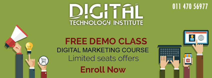 best digital marketing institute Delhi
