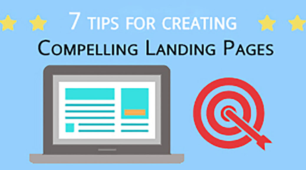 landing page creation tips