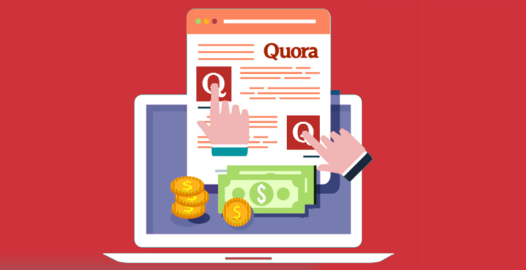 generate traffic from quora