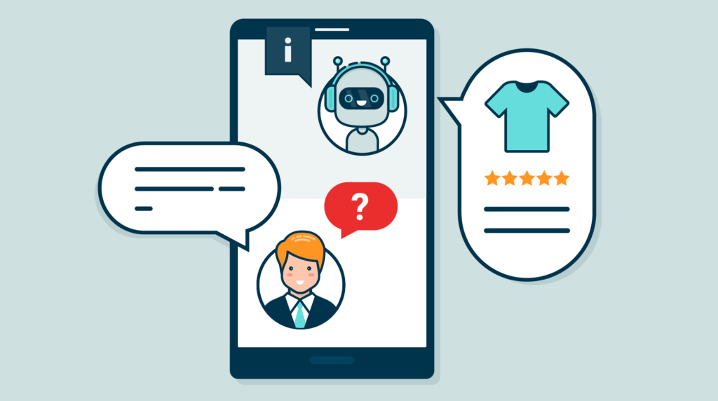 E-commerce chatbots importance