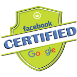 Become Google And Facebook Certified