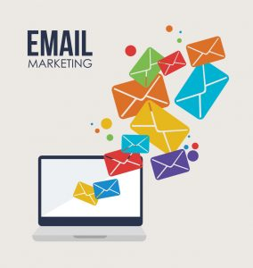 email marketing DTI
